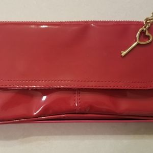 Victoria's Secret Red Valentine's Clutch